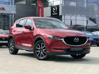 2018 Mazda CX-5 2.2d [175] Sport Nav 5dr AWD ESTATE Diesel Manual