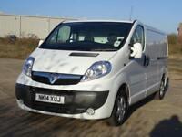 Vauxhall Vivaro 2900 CDTI SPORTIVE LWB
