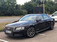 Audi A8 4.2TDI Tiptronic 2013 quattro SE Executive FSH - HPI Clear - Auto Diesel
