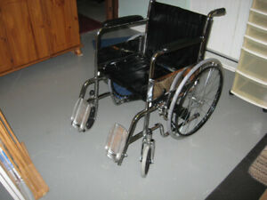 Wheelchair - brand new, never used!