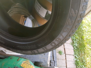 16 inch winter tires brand new