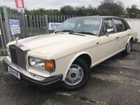 Rolls-Royce Silver Spur Full History LWB