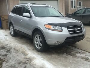 Santa Fe - GLS -AWD - Second Owner- Low Kilometers 96,300