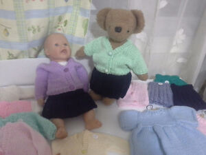 Doll clothes for 16 -18 inch dolls and teddies Belleville Belleville Area image 1