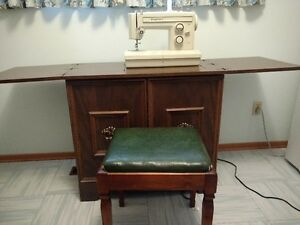 Kenmore Sewing machine and cabinet