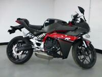 2018 HYOSUNG GD250R..62.87 OVER 60M WITH A 99 DEPOSIT.9.9% APR.