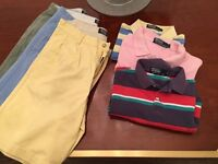 Ralph Lauren Polo Shirts & Shorts