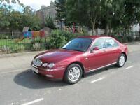 2000 Rover 75 2.5 V6 Club 4dr
