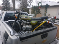 Looking to transport a bike from Calgary to Saskatoon