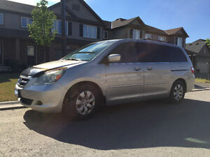 2007 Honda Odyssey Excellent condition inside and out! Must sell