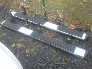 STEP SIDES / RUNNING BOARDS