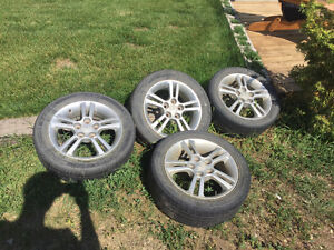"Mitsubishi Ralliart 16"" Stock Rims"