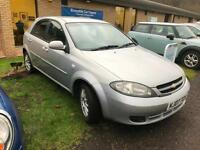 Chevrolet Lacetti 1.6 Automatic SX Low Mileage