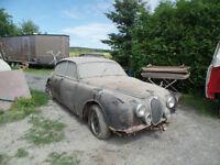 Jaguar 1959 mk2  classic  Projet restauration à vendre