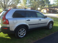 2004 Volvo XC90 SUV, Crossover Reduced