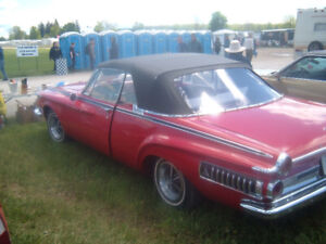 Wanted scrap American ,1962 Dodge Polara 500 for parts;