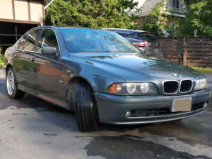 BMW 530I, 2003 for selling