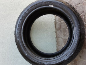 4 Winter Tires Goodyear 18 in