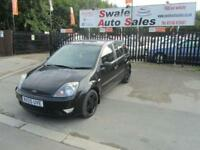 2005 FORD FIESTA 1.4 FLAME 16V 5 DOOR 80 BHP