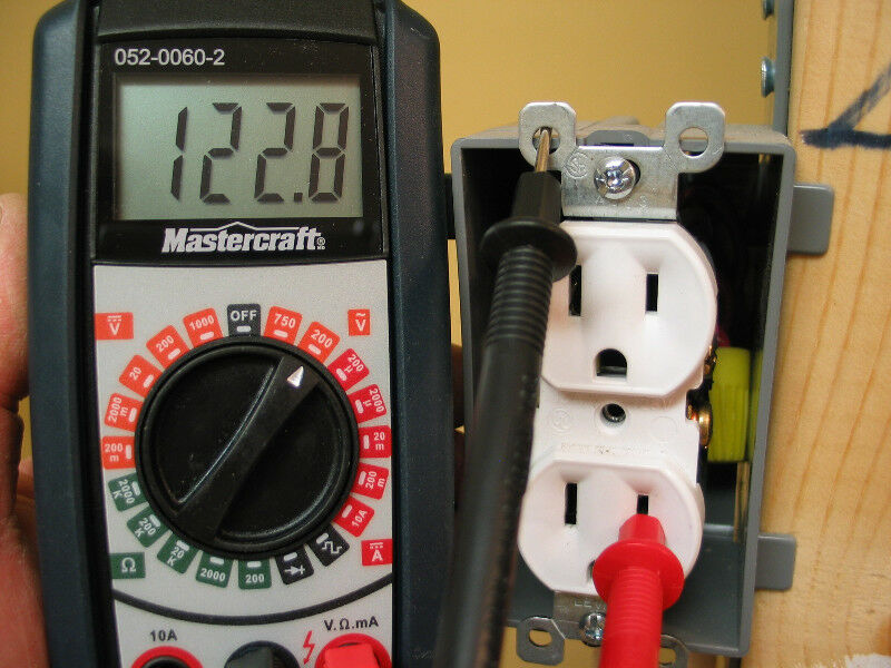 Mastercraft Multimeter Review (Model Number 052-0060-2)