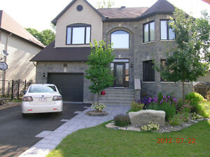 House for sale in Gatineau(Aylmer) with upgrades (built in 2008)