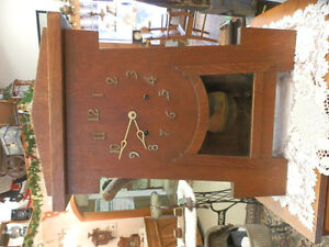 Pequengnat 'Brantford' Mission style clock. Kitchener / Waterloo Kitchener Area image 2