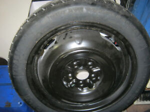 """New Spare Tire  T 135/70R/16"""""""