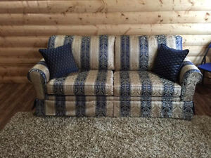 New Condo Sofa With Hide-Away Bed