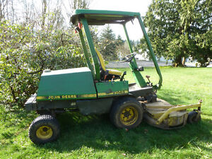 "John Deere E1145 72"" commercial mower"
