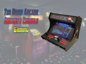New The Home Arcade Bartop Cabinet w/ over 7,000 games plus Wty London Ontario image 1
