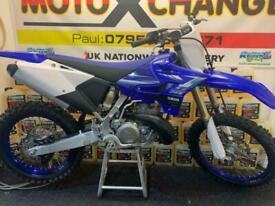 2020 YAMAHA YZ 250...EX DEMO...UNUSED....£6295.......MOTO X CHANGE