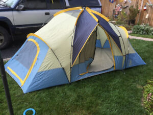 Light weight nylon tent