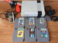 NES With 6 Games