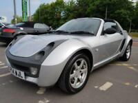 2004 Smart Roadster 0.7 Speedsilver Targa 2dr