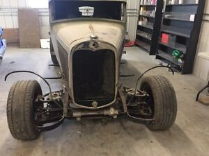 1930 coupe project w/ownership