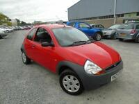 2008 Ford Ka 1.3 Studio - Red - long MOT 2017 + Platinum Warranty!