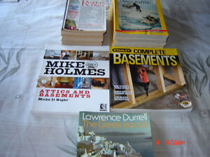 Recipes and Renovation BOOKS and more... London Ontario image 3