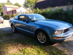 2005 Mustang 4.0 V6 for sale