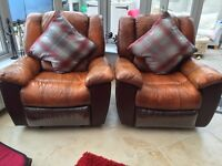 Rocking recliners