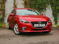 Mazda Mazda3 SPORT NAV PETROL AUTOMATIC 2016/65