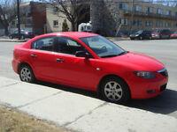 BAS MILLAGE  Mazda3, 2007 tres bonne condition