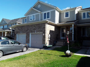 Townhouse in Barrie for rent