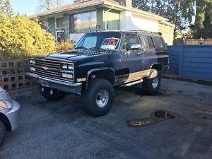 1990 Chevrolet Blazer SILVERADO SUV, Crossover