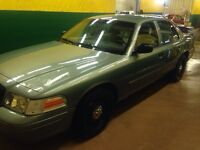 2006 Detective Police Interceptor One of a Kind NEW SAFETY 147K