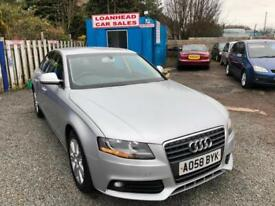 2008 Audi A4 2.0 TDI ***3 MONTHS WARRANTY ***FINANCE AVAILABLE **PX WELCOME