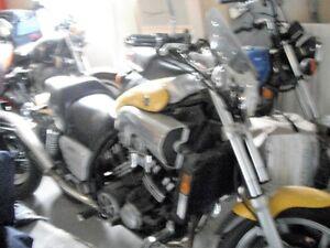 1985 Yamaha V Max