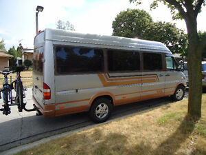 Dodge Sprinter Diesel RV conversion DIY guide Oakville / Halton Region Toronto (GTA) image 1