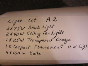 Assorted Light Bulbs - Choose LOT A1 or A2 Kitchener / Waterloo Kitchener Area image 6