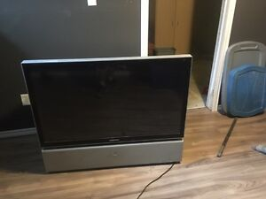 "60 "" projection screen TV Cambridge Kitchener Area image 1"