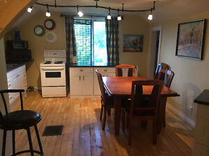 Furnished Suite for Rent - Available Immediately